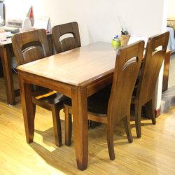 晓月家居 一桌四椅