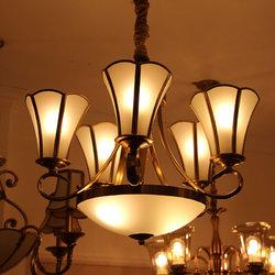 斯诺照明 50704-5+2 吊灯