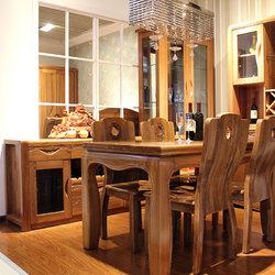 木博林 C-3 平面餐桌