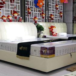 集美沙发 508皮床+5420弹簧垫