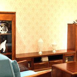品智 客厅组合柜