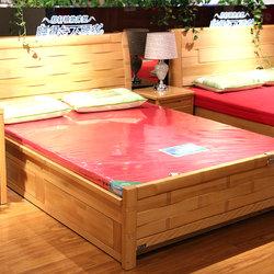 棕轩 629 双人床