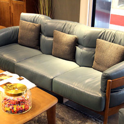 钛马迪国际家居 TK121 三人沙发