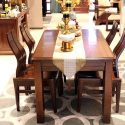 耐特利尔 A521-2 长餐桌