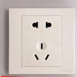 欧普照明 五孔插座