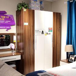 五木家具 四门衣柜