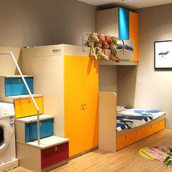 意风家具 儿童组合柜体床