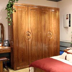光明家具 398-2101-200 四门衣柜