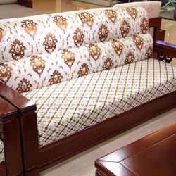 京明家具 广式三人位沙发