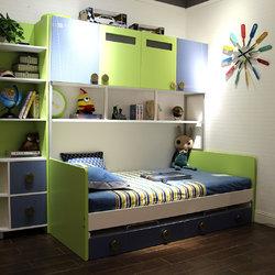 多喜爱 书柜床