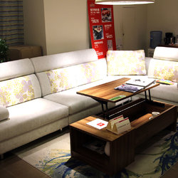 百强家具 样品沙发
