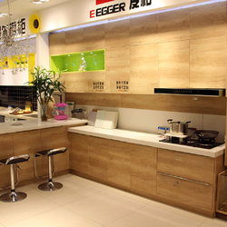 诗曼尔 英伦印象 厨房