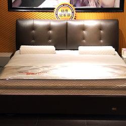 喜临门 图兰朵床+铂爱床垫 套餐