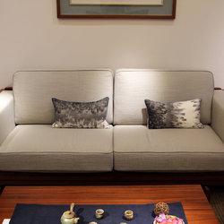 一品木阁 三人沙发