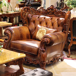 约克公爵 单人沙发