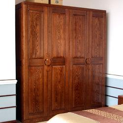 光明家具 四门衣柜
