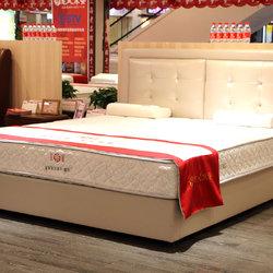 龙凤床垫 皮床+床垫 套餐