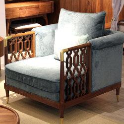 时尚和 H6138 单人沙发