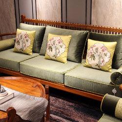 诺捷家具 三人沙发