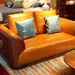 红日 H-9106 双人沙发