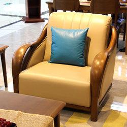 天坛家具 AH0101A 单人沙发