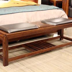 天坛家具 床尾凳