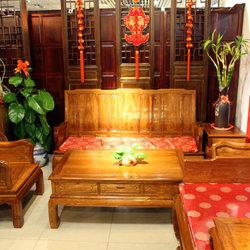 紫福堂 沙发五件套