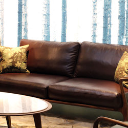 挪森 505 三人沙发