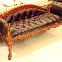约克公爵 床尾凳