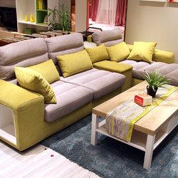 意风家具 转角沙发