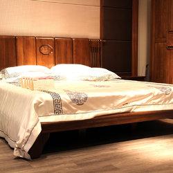 晓月家居 双人床