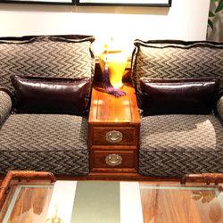 梨歌家具 荷花沙发二人位