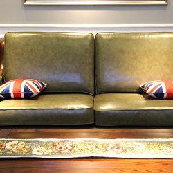 南洋森林 NY-K121 三人沙发