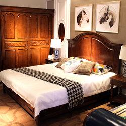 南洋森林 卧室四件套