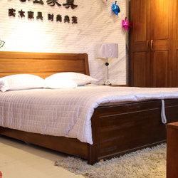 天坛家具 双人床