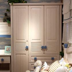 我爱我家 SD20SD-N1 三门衣柜