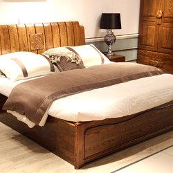 光明家具 双人床