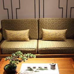 诺捷家具 HL-H801 三人沙发