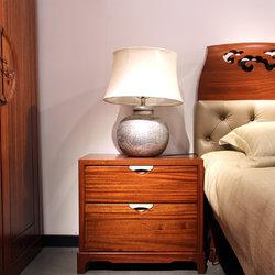 一品木阁 床头柜