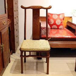 新荣红木 官帽椅