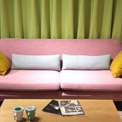 顾家家居 MK053 三人沙发