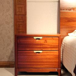 一品木阁 M822 床头柜