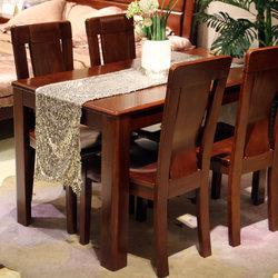 光明家具 一桌四椅