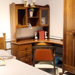 光明家具 转角书柜