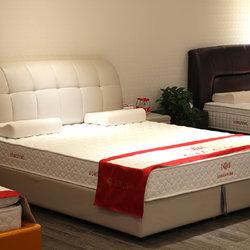 龙凤 双人床+床垫 套餐