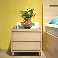 强力家具 床头柜