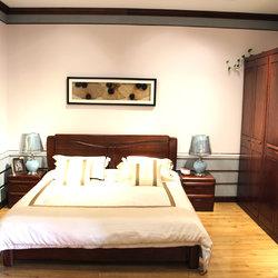 光明家具 卧室四件套