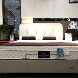 依丽兰 双人床+床垫 套餐