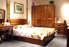 京华家具新店开业 卧室三件套特价16800元