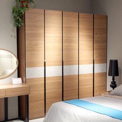 亚美特家具 K1101+2+3 五门衣柜